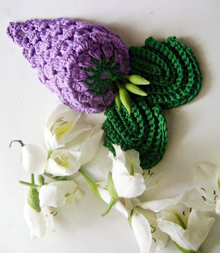 Edinir-Croche ensina cacho de uvas em crochê para Germiniana. Visite os blog http://www.cursodecroche.com e http://www.edinir-croche.com e http://www.crochec...