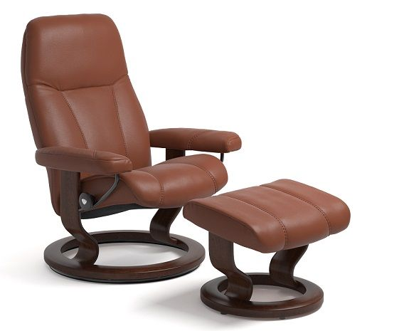 Stressless Consul | Leather Recliner Chairs  sc 1 st  Pinterest : danish recliner chair - islam-shia.org