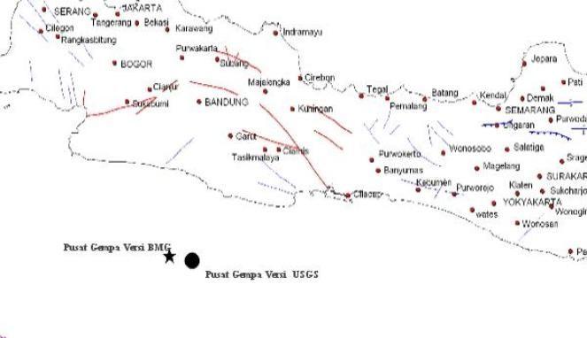 Waspada! LIPI Peringatkan Potensi Gempa Di Daerah Ini
