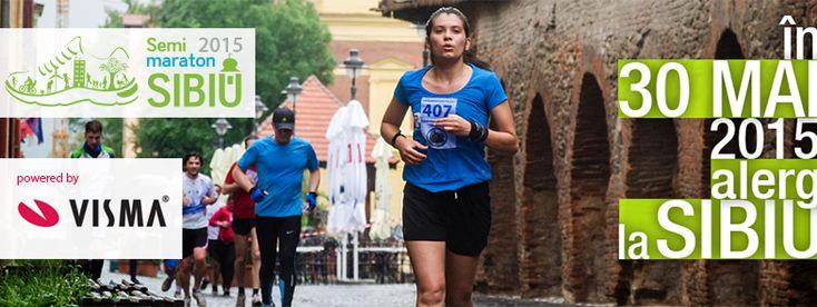 Cel mai mare eveniment sportiv cu scop umanitar din Sibiu http://www.sibiuonline.com/eveniment/semimaraton-sibiu-2015/
