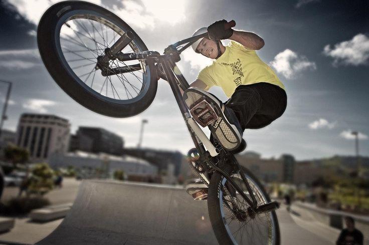 FLIPP Management   Dean Zillwood #BMX #skatepark