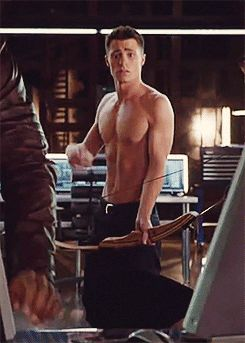 The 26 Hottest Shirtless Gifs Of Colton Haynes - thebacklot.com, Page 3