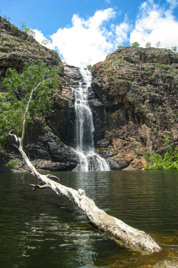 Gunlom Falls, Kakadu National Park, Australia. How would you define nature?