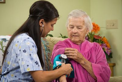 Old age is a challenge for those of you who have a busy job but had to take care of the elderly. Therefore you need to consider the health services that can provide good service for the elderly