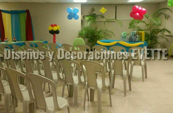 Decoraciones Evette Guayama #decoevette @DecoEvette