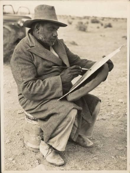July 28 - 113 years ago, Australia's most acclaimed Aboriginal artist Albert Namatjira was born. Albert was one of the most influential figures in early commercial indigenous art and his Australian landscapes have been sold for almost $100,000. http://bit.ly/1KuJK3o — with Cemil Savcı, Jeffrey Murray, Elisa A. Aquino-Florentino, Diane Campbell and Elizabeth Cooper-southam.
