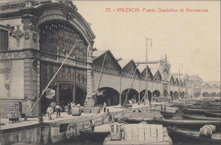 Port, segle XX