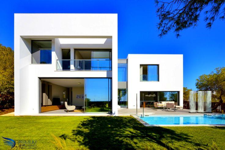 Luxury villa in a stunning environment. #Mediterranean #golf #CostaBlanca #LiveCostaBlanca #RealEstate