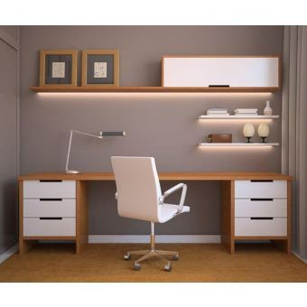No Matter What The Reason, We All Have One Thing In Common: The Home Office  Space. A Cozy Home Office Design Is ...