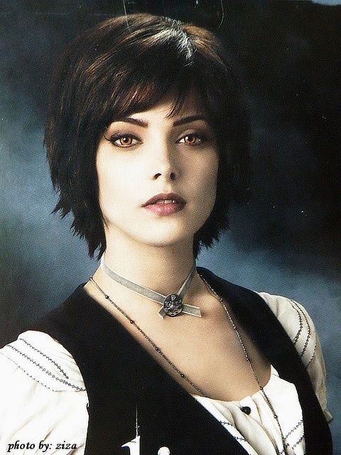 Alice, Twilight Eclipse... this is really cute considering it is a wig. 'o)