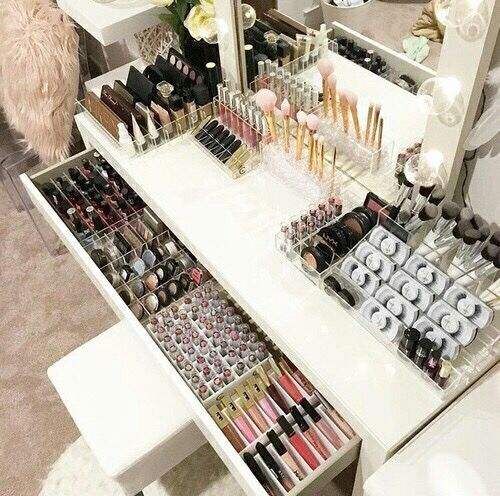 vanity makeup organizer ideas. Best 25  Makeup storage ideas on Pinterest organization Dressing table organisation and rooms