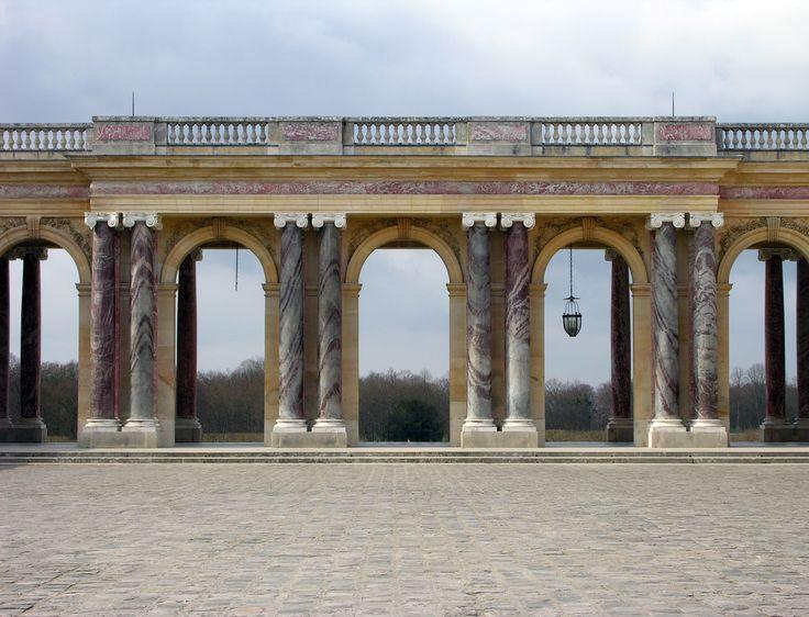 Best 25 ionic order ideas on pinterest corinthian order column capital and corinthian - Cabinet mansart versailles ...