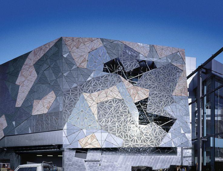 Federation Square, Melbourne - Federation Square, Melbourne