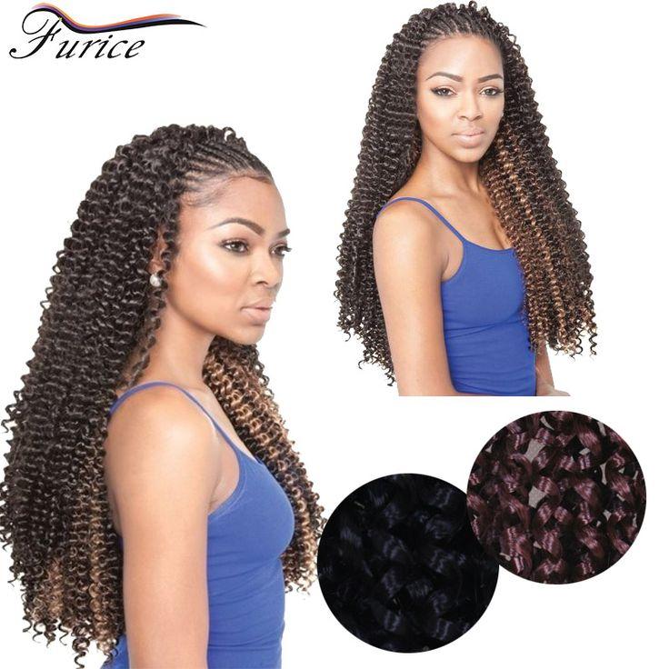 One Bundles Hair Extension 2016 New Arrive Women'S Water Wave Weave Hair Extensions False Hair Synthetic Hair Weave Crochet