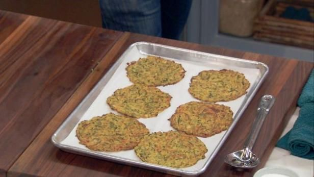Nikki Dinki stops by to make two unexpected recipes featuring zucchini.
