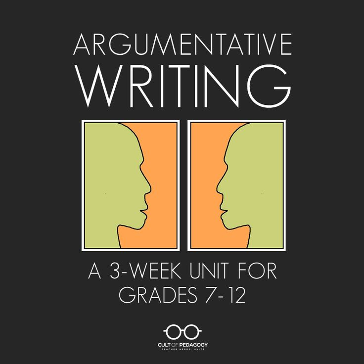 Build a STRONG argument graphic organizer  From my argument writing   YouTube