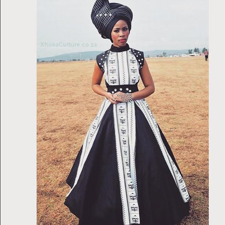 #TribalThursdays Xhosa woman from that country in Southern Africa that doesn't have a name