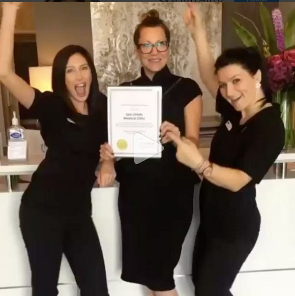 Congratulations Skin Vitality Kitchener on being voted Platinum in the best business/service cosmetic clinic category by Waterloo chronicle!