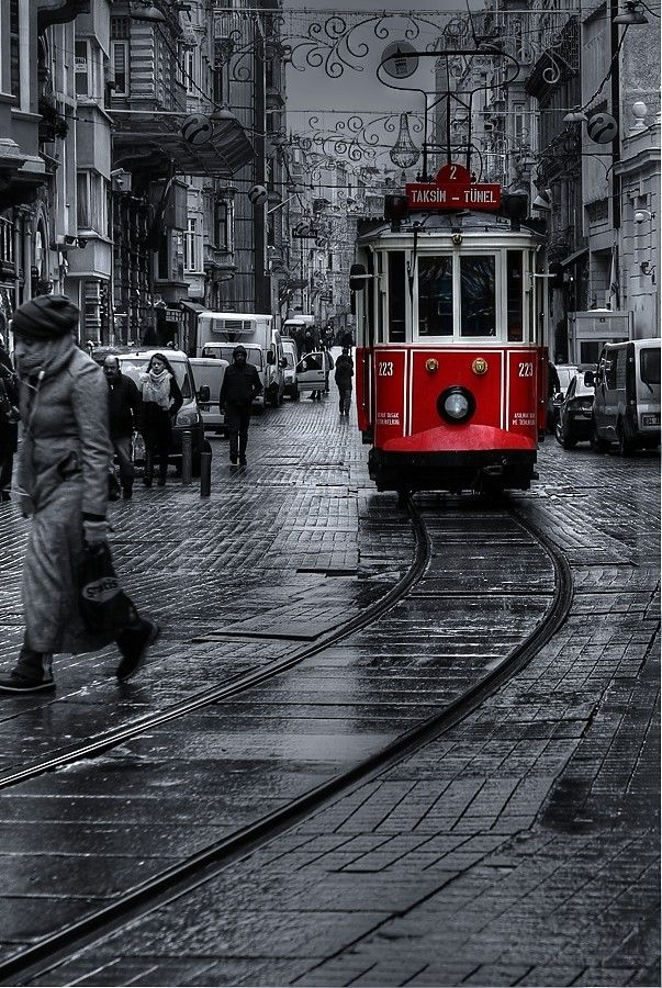 """tram"" by e photography"