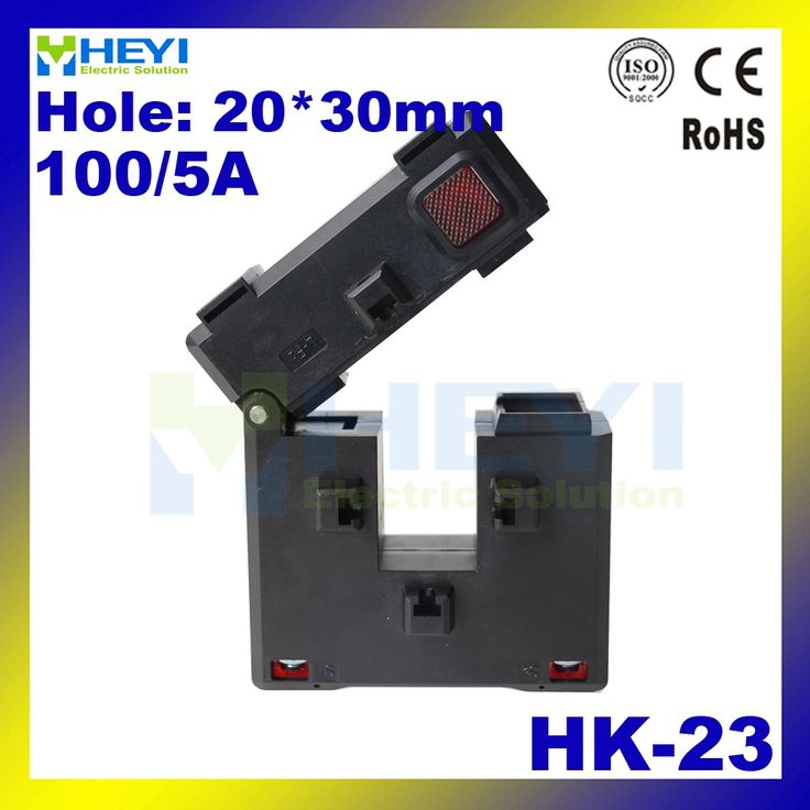 23.54$  Watch now - http://alixs9.shopchina.info/go.php?t=32414450773 - Amazing Update clamp on split core current transformer HK-23 100/5A Class 1.0 high capacity clip on ct  #aliexpress