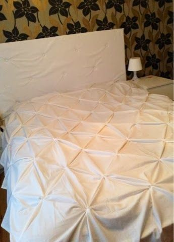 MummyMade: DIY sengetæppe - næsten færdigt.