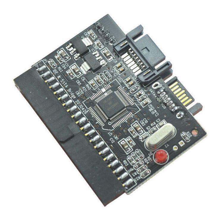 >> Click to Buy << IDE to SATA or SATA to IDE Converter Adaptor ATA 100/133 Bi-Directional Card #Affiliate