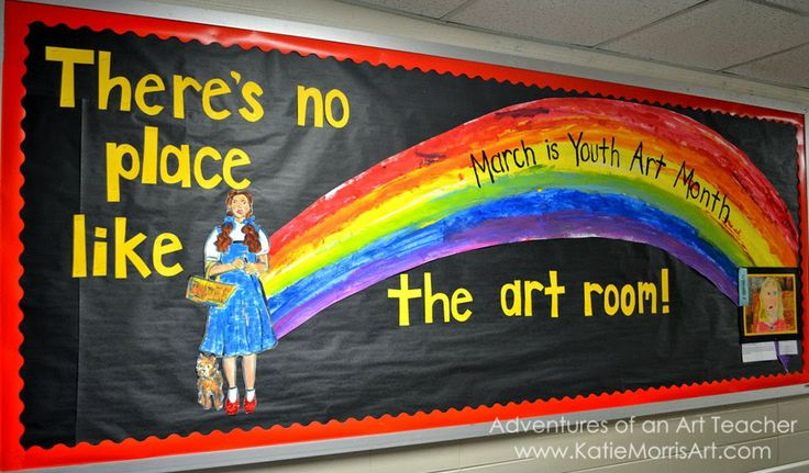 There's No Place Like the Art Room