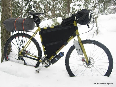 How to sew a frame bag. Long and pic heavy.