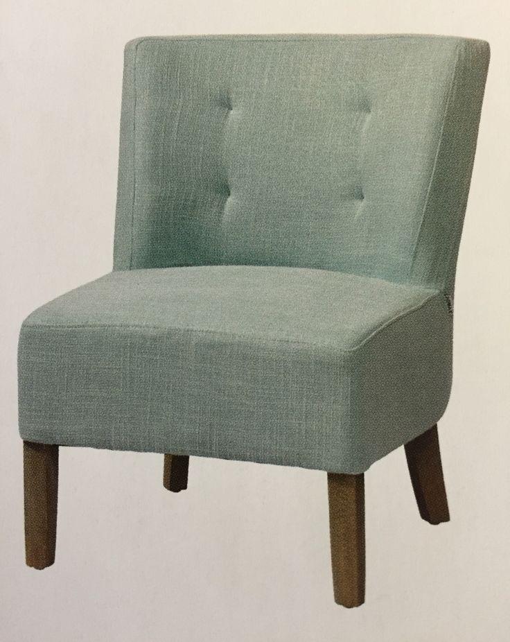 POMAX Stiel Kennedy lichtblauw. Lage stoel / zetel in Zandkleur Lichtgrijs Lichtroze knal rood en knal geel