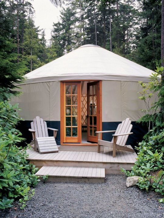 17 best ideas about yurt home on pinterest yurts yurt for Yurt home plans