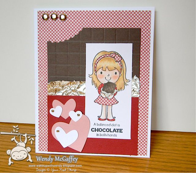 Chocolate Ellie : Your Next Stamp