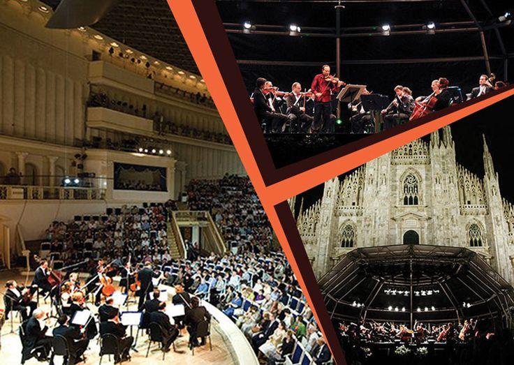 LA SCALA Chamber Orchestra – Fantazje z oper Verdiego