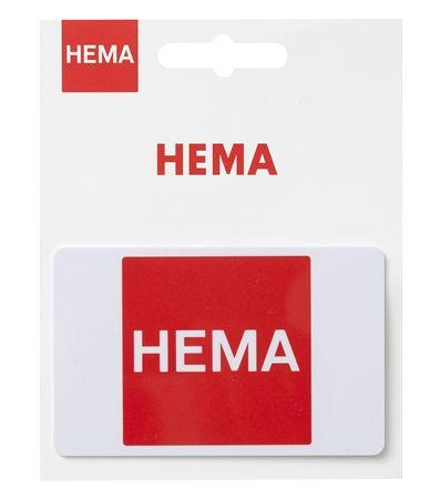 HEMA logo cadeaukaart - HEMA