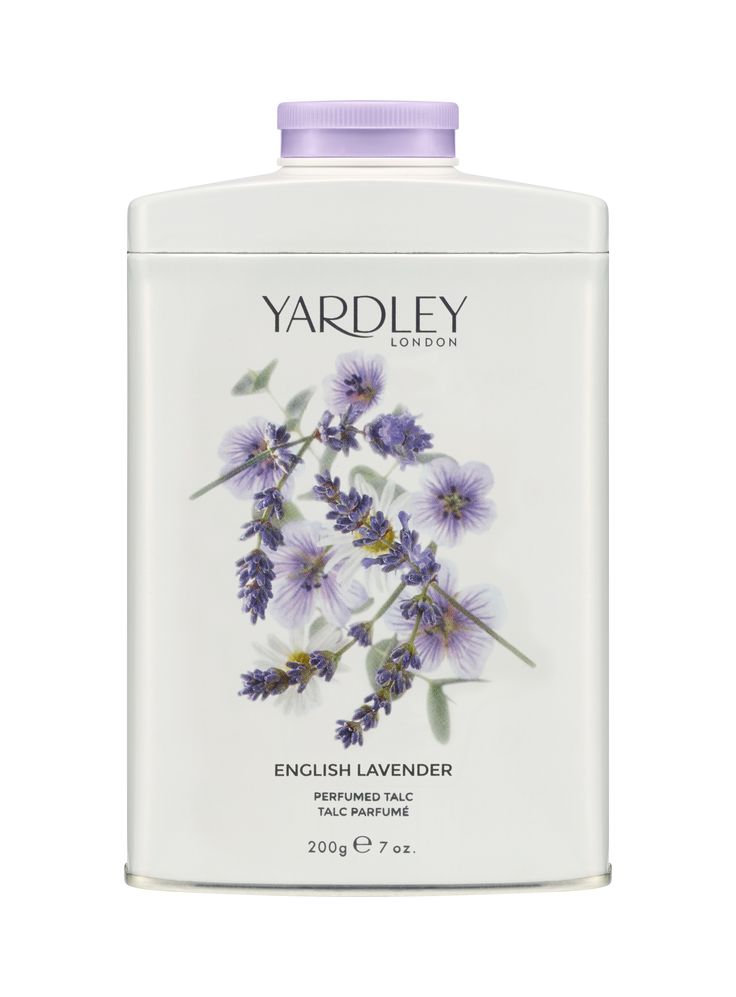English Lavender Talc Yardley 200gr