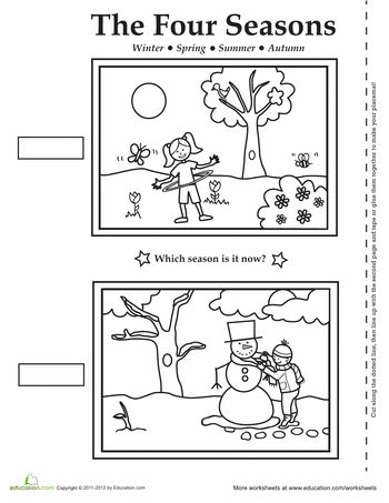 25 best ideas about seasons worksheets on pinterest weather for week seasons kindergarten. Black Bedroom Furniture Sets. Home Design Ideas