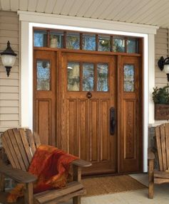 Wood Exterior Doors By Barrett Millworks Want The TDL Mobile Bay Series In