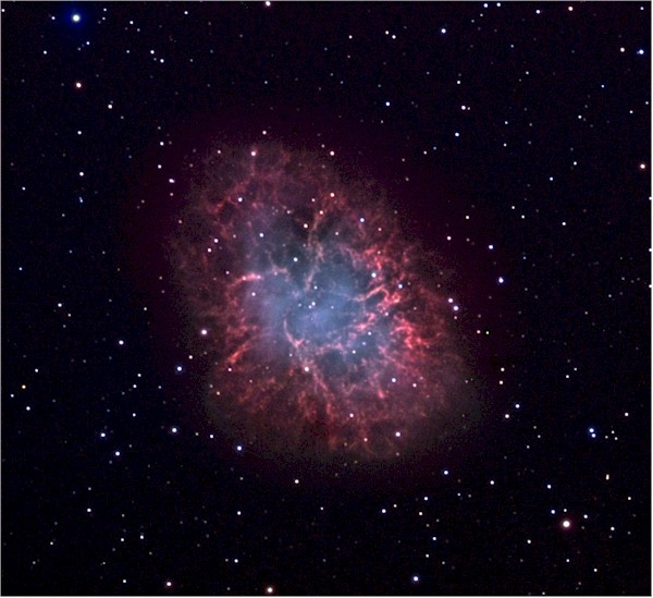 crab nebula m1-#5