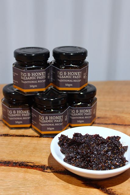 Have you tried our Fig & Honey Balsamic Paste yet? Now to find some cheese and crackers...  #delicious #gourmetfood