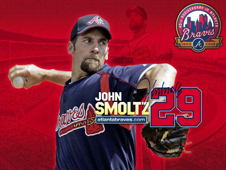Atlanta Braves John Smoltz