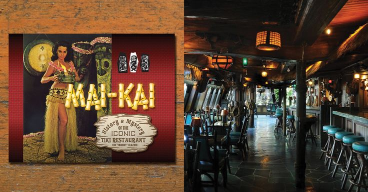 Peek Inside the World's Most Iconic Tiki Bar
