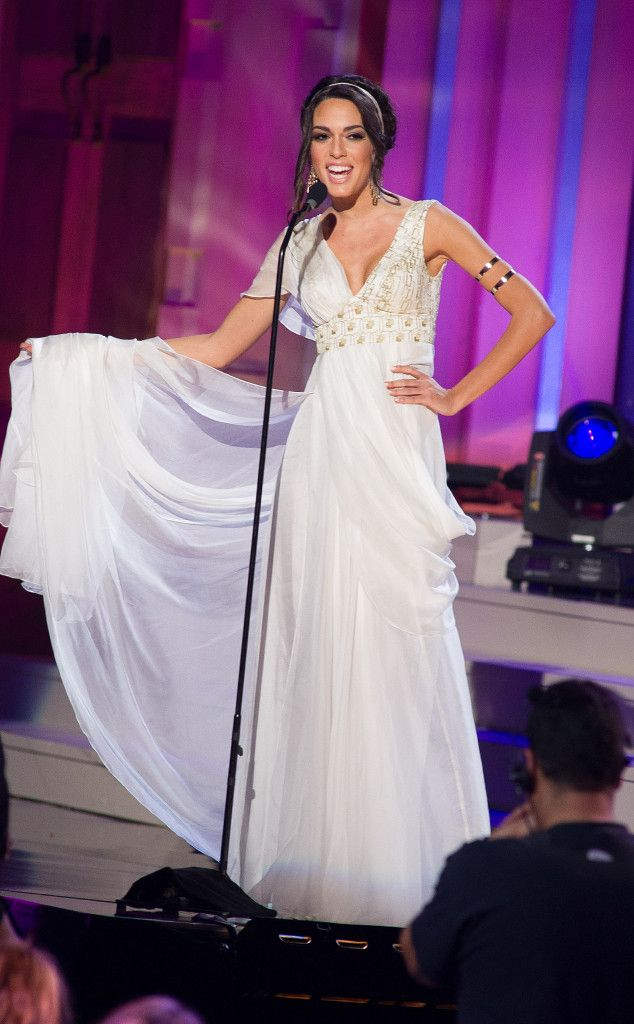 Miss Greece from 2014 Miss Universe National Costume Show | E! Online