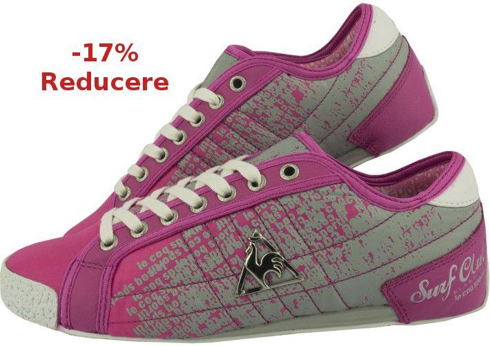 Pantofi sport femei Le Coq Sportif Escrime Low