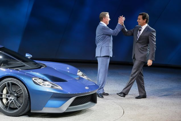 Ford CEO Mark Fields Fired In Management Shakeup [UPDATE]