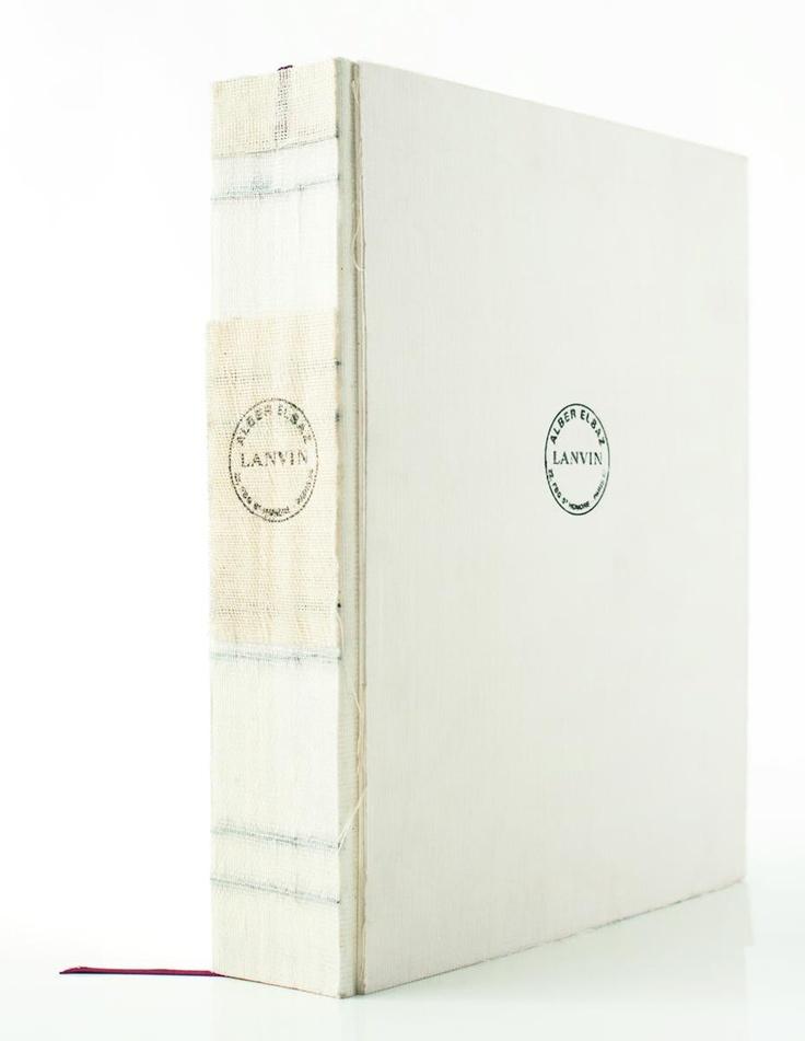 ✕ Lanvin (book) / #book #lanvin #designer