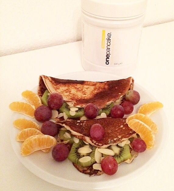 Protein pancakes von Fitnessguru