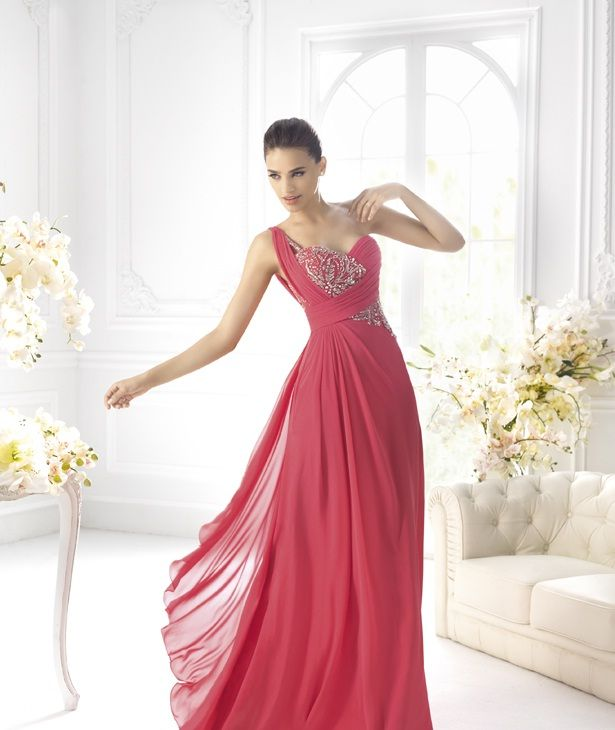 120 best Vestidos de fiesta images on Pinterest | Classy dress ...