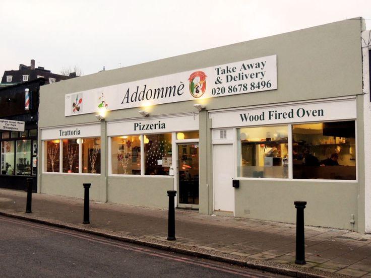 Addome - pizza Streatham Hill