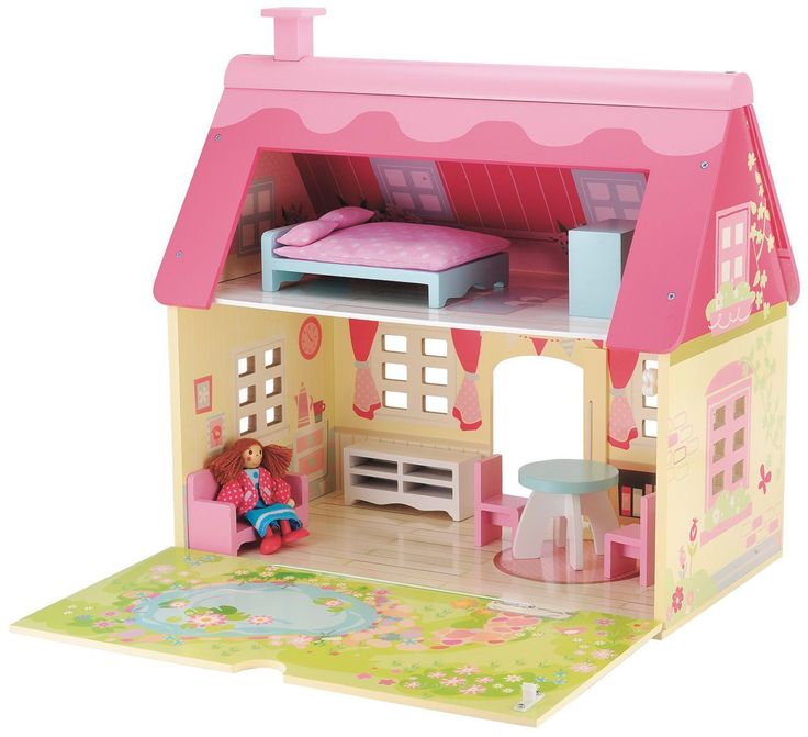 Early Learning Centre Rosebud Village Cottage Playset. | eBay
