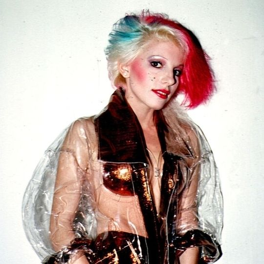 Dale Bozzio photographed by Ron Wolfson, 1982 | The Past ...