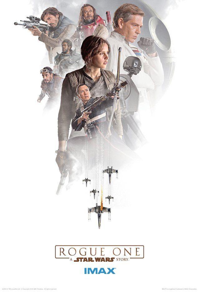 A moins de 20 jours de la sortie les visuels de Rogue One continuent à affluer !